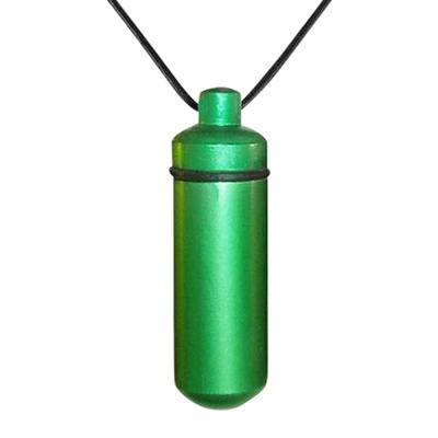 Green Cremation Pendant