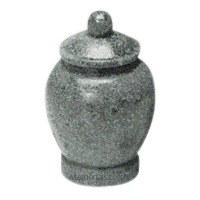 Grey Jar Pet Urn
