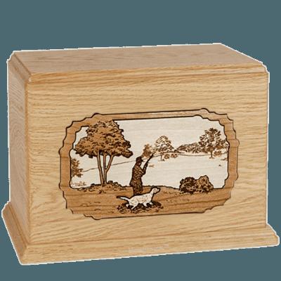 Hunter Maple Companion Urn