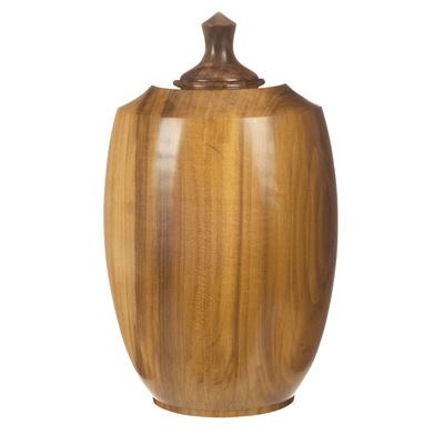 Haala Wood Urn