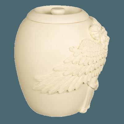 Harmony Angel Cremation Urn