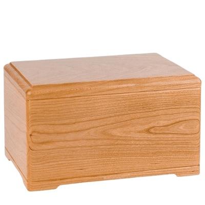Jefferson Wood Cremation Urn