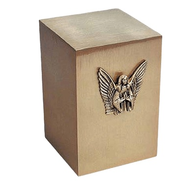 Heavenly Bronze Cremation Urn