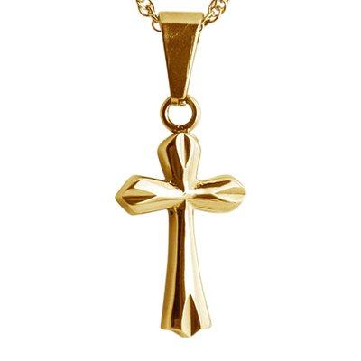 Heavens Cross Cremation Pendant II