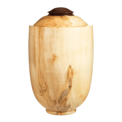 Hialeah Wood Cremation Urn