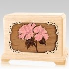 Hibiscus Maple Companion Urn For Two