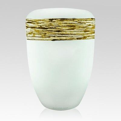 Pure Gold Biodegradable Urn