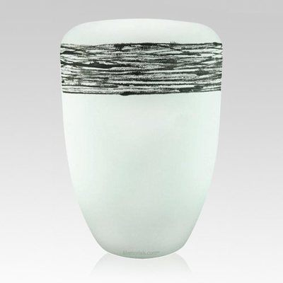 Pure Grey Biodegradable Urn
