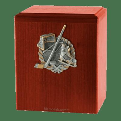 Hockey Fan Cremation Urns