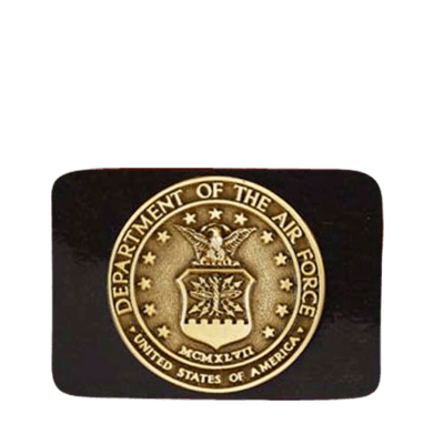 Honor Air Force Medallion Appliques