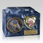 Honored Navy Military Urn
