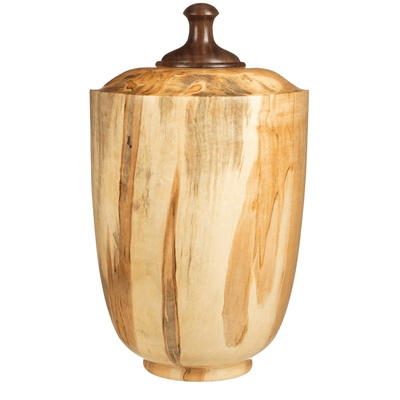 Honovi Wood Cremation Urn