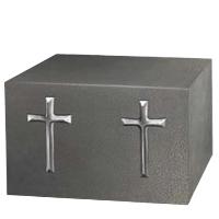 Hope Cross Companion Cremation Urn