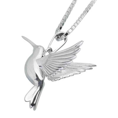 Hummingbird Cremation Jewelry II