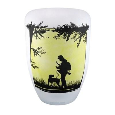 Hunter Biodegradable Urn