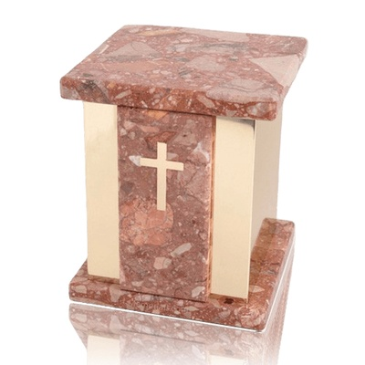 Infinita Pernice Marble Cremation Urns