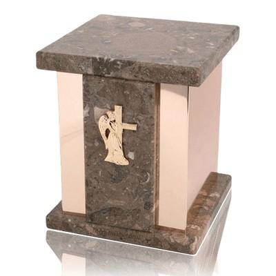 Infinita Rosatica Marble Cremation Urns