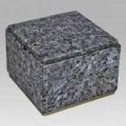 Immensita Blue Pearl Granite Urn