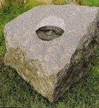 Individual Memorial Cremation Rock