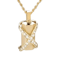 Infinite Love Cremation Pendant