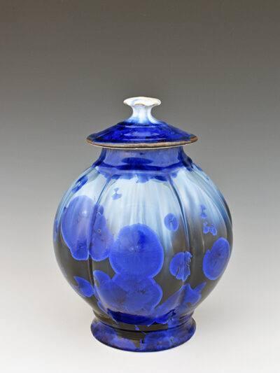Cyaneidae Urn Ceramic Urn