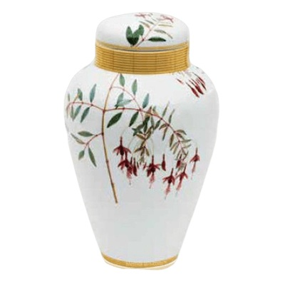 Jardin Porcelain Companion Urn
