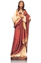 Jesus The Preacher Fiberglass Statues