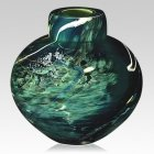 Jupiter Glass Cremation Urn