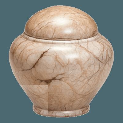 Jupiter Stone Cremation Urn