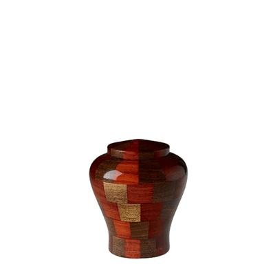 Karlo Keepsake Wood Urn