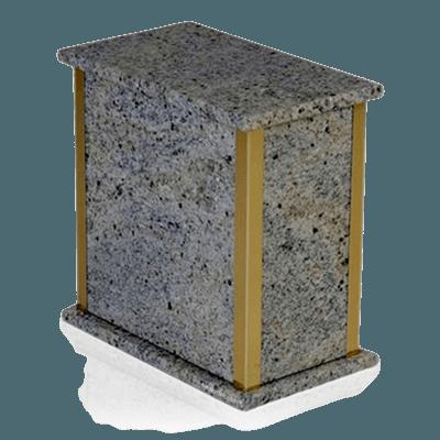 Kasmir White Marble Cremation Urn
