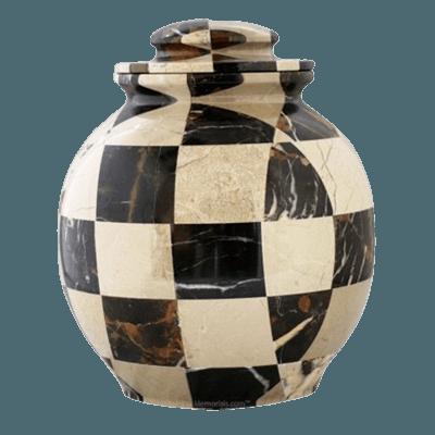 Kingdom Marble Cremation Urn