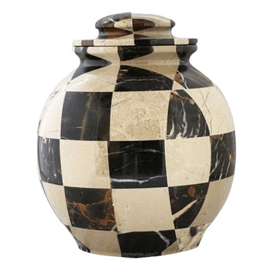 Kingdom Marble Cremation Urn