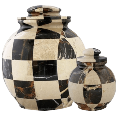 Kingdom Marble Cremation Urns