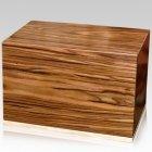 Kinship Wood Cremation Urn