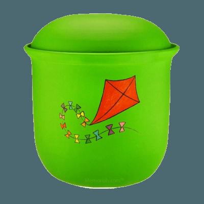 Kite Child Urn