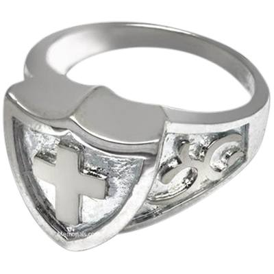 Knight Cremation Ring III