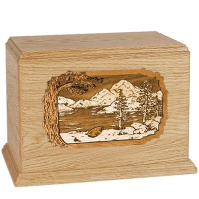 Lakeside Maple Companion Urn