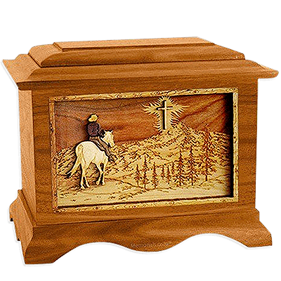 Last Horse Ride Cremation Urns For Two