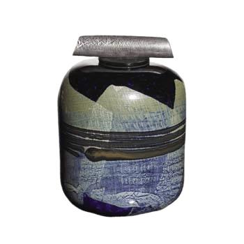 La Jolla Wave Cremation Urn