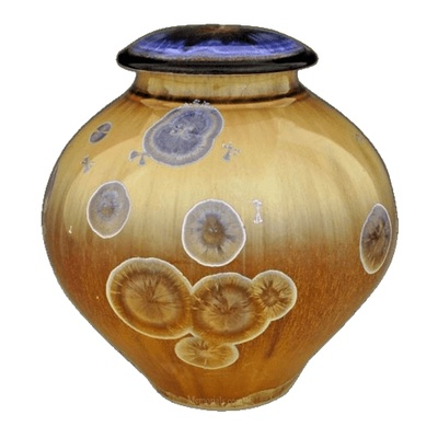 La Luna Art Cremation Urn