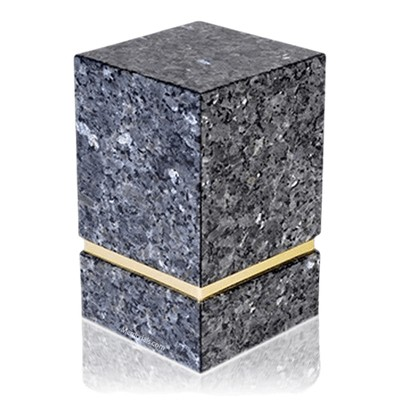 La Nostra Blue Pearl Granite Cremation Urns