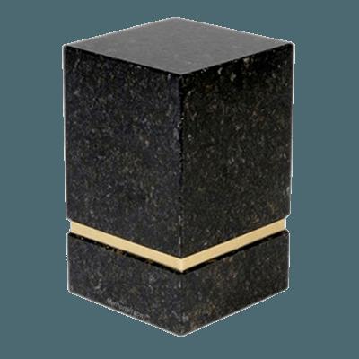 La Nostra Verde Granite Cremation Urns
