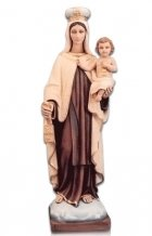 Lady of Mount Carmel Fiberglass Statues