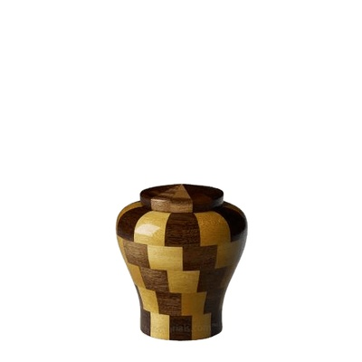 Latida Keepsake Wood Urn