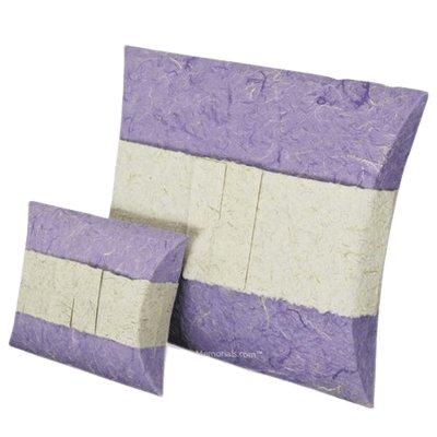 Lavender Journey Biodegradable Urn