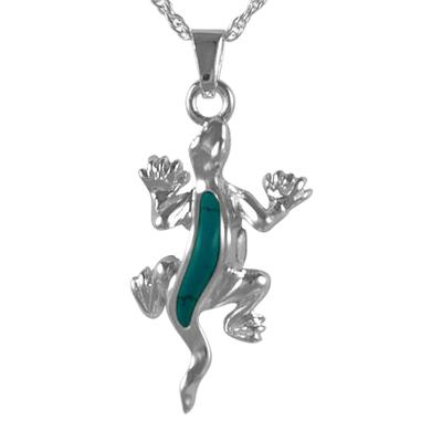 Lizard Cremation Jewelry