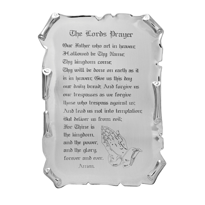 Lords Prayer Appliques