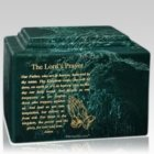 Lords Prayer Cremation Urn