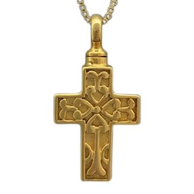 Love Cross Cremation Jewelry II